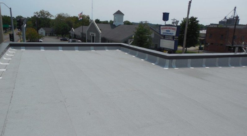 Commercial Roofing - Century Link - Missouri