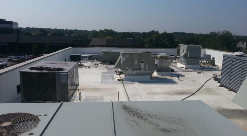 commercial roofing TGIF missouri