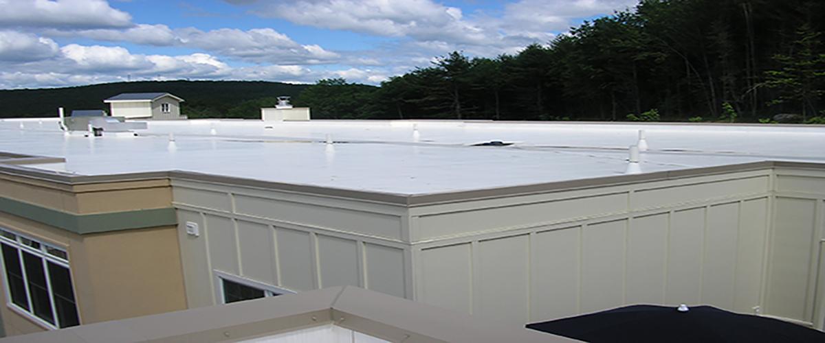 commercial roofing keene new hamsphire