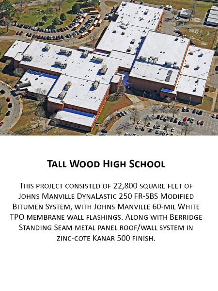 Tall Wood High School