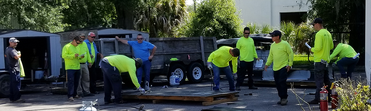 Tampa, Florida - Commercial Roofing Contractor - Tecta