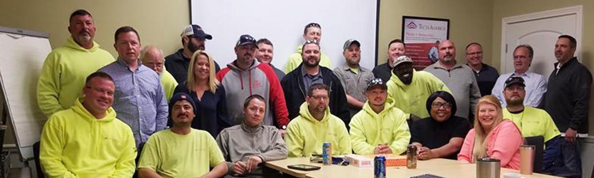 Dayton Ohio Commercial Roofing Contractor Tecta America Zero Company