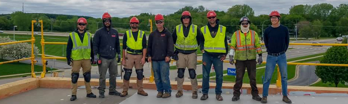 Mankato, Minnesota - Commercial Roofing Contractor